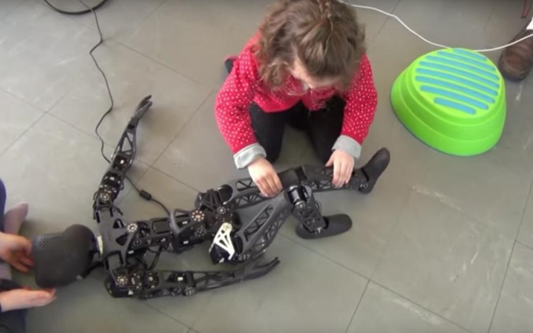 Danse avec les robots (Torso ou Humanoïd)