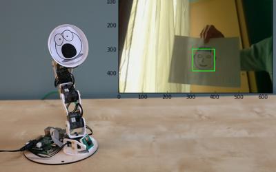 Tutoriel Python : Ergo Jr détecte des visages !